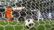 Wilfredo Willy Caballero Argentina Islandia Iceland World Cup 16062018