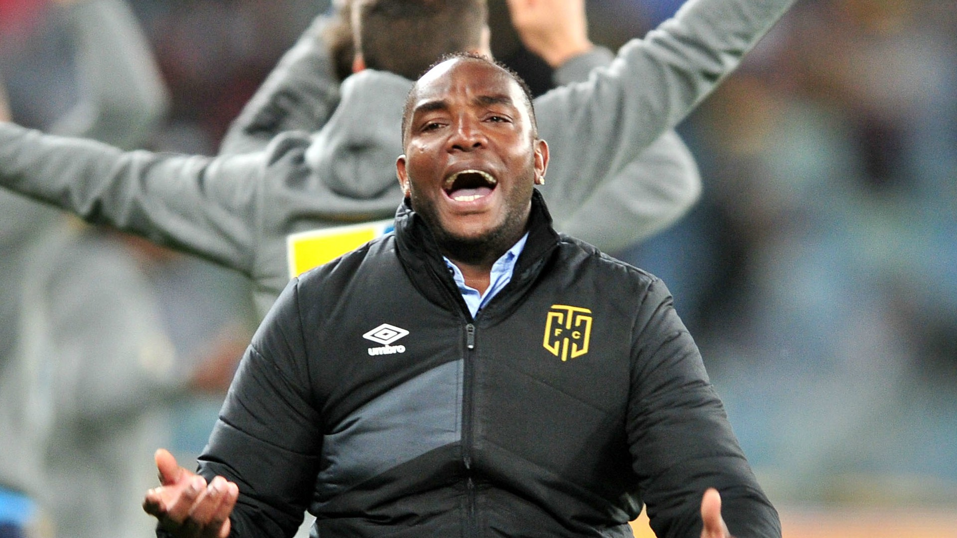Benni McCarthy of Cape Town City
