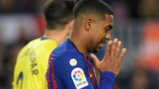 Malcom Barcelona Leonesa Copa