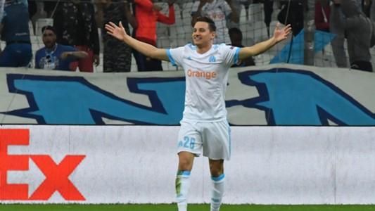 Florian Thauvin Marseille Salzburg Europa League
