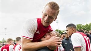 Dani de Wit, Jong Ajax, 05202017