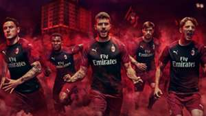 AC Milan | Third Kit 2018/19