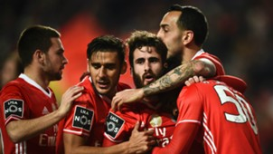 Benfica celebrates