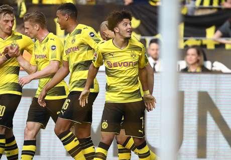 Torfestival gegen Bayer: BVB schießt sich Derby-Frust von der Seele