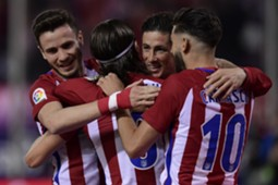 ATLETICO MADRID REAL SOCIEDAD LALIGA 04042017