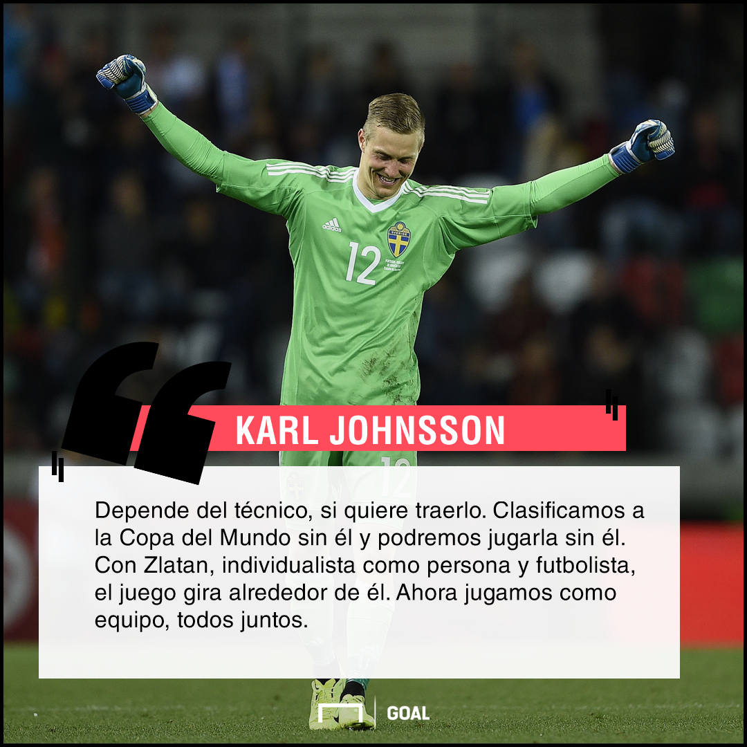 Karl Johnsson quote