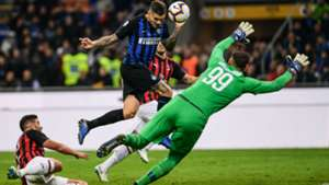 Donnarumma Inter Milan Serie A