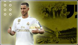 GFX Hazard Real Madrid Ronaldo Juventus Transfers