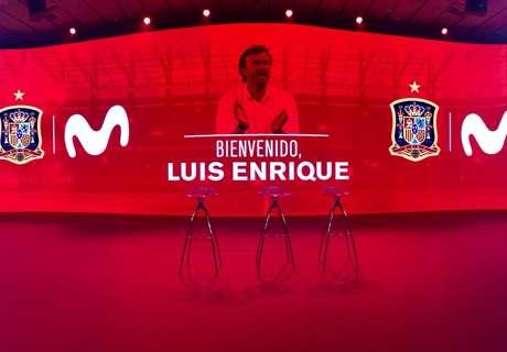 Presentación de Luis Enrique en la Selección española: ver en vivo, sigue en directo y streaming