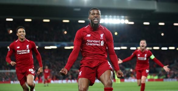 'Liverpool deserve a trophy' - Wijnaldum targets Champions League after title disappointment