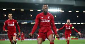 Gini Wijnaldum Liverpool Barcelona UEFA Champions League 05/07/19