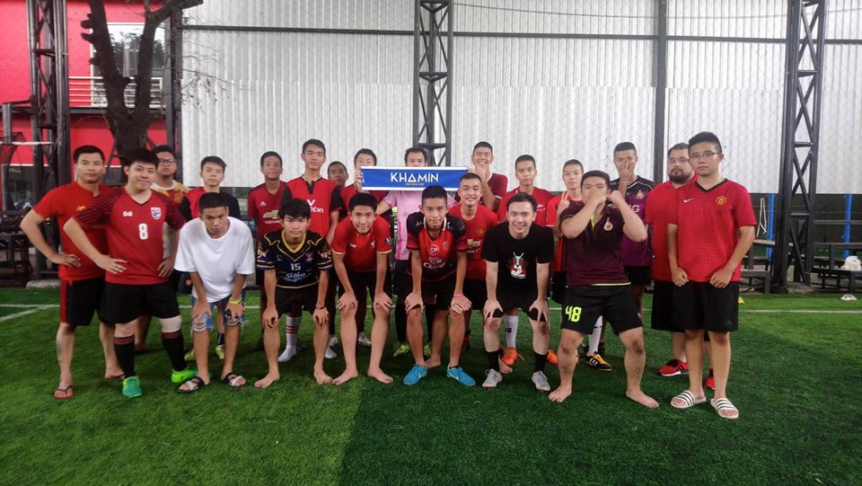 Khamin Rider F.C. + Platoo United