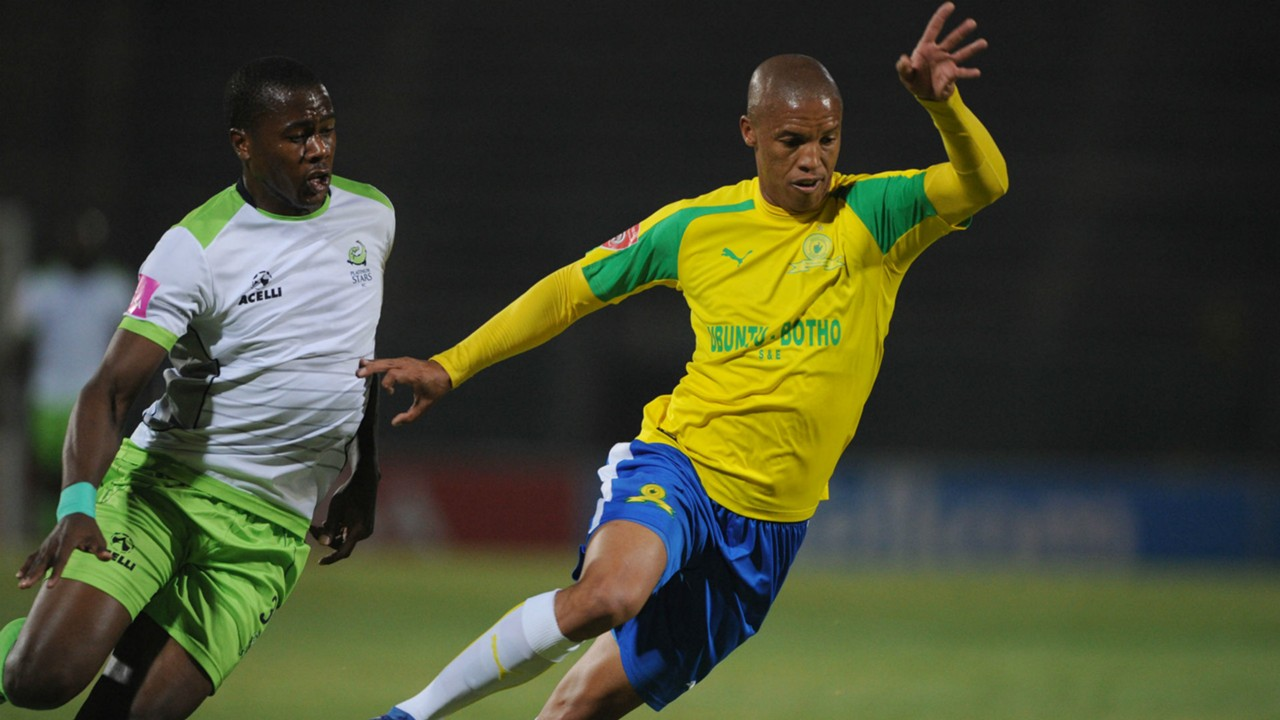 Platinum Stars, Ndumiso Mabena & Mamelodi Sundowns, Thabo Nthethe