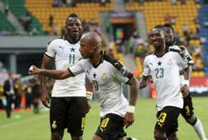 Andre Ayew Ghana