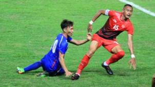 Hansamu Yama Pranata - Indonesia U-23 Asian Games