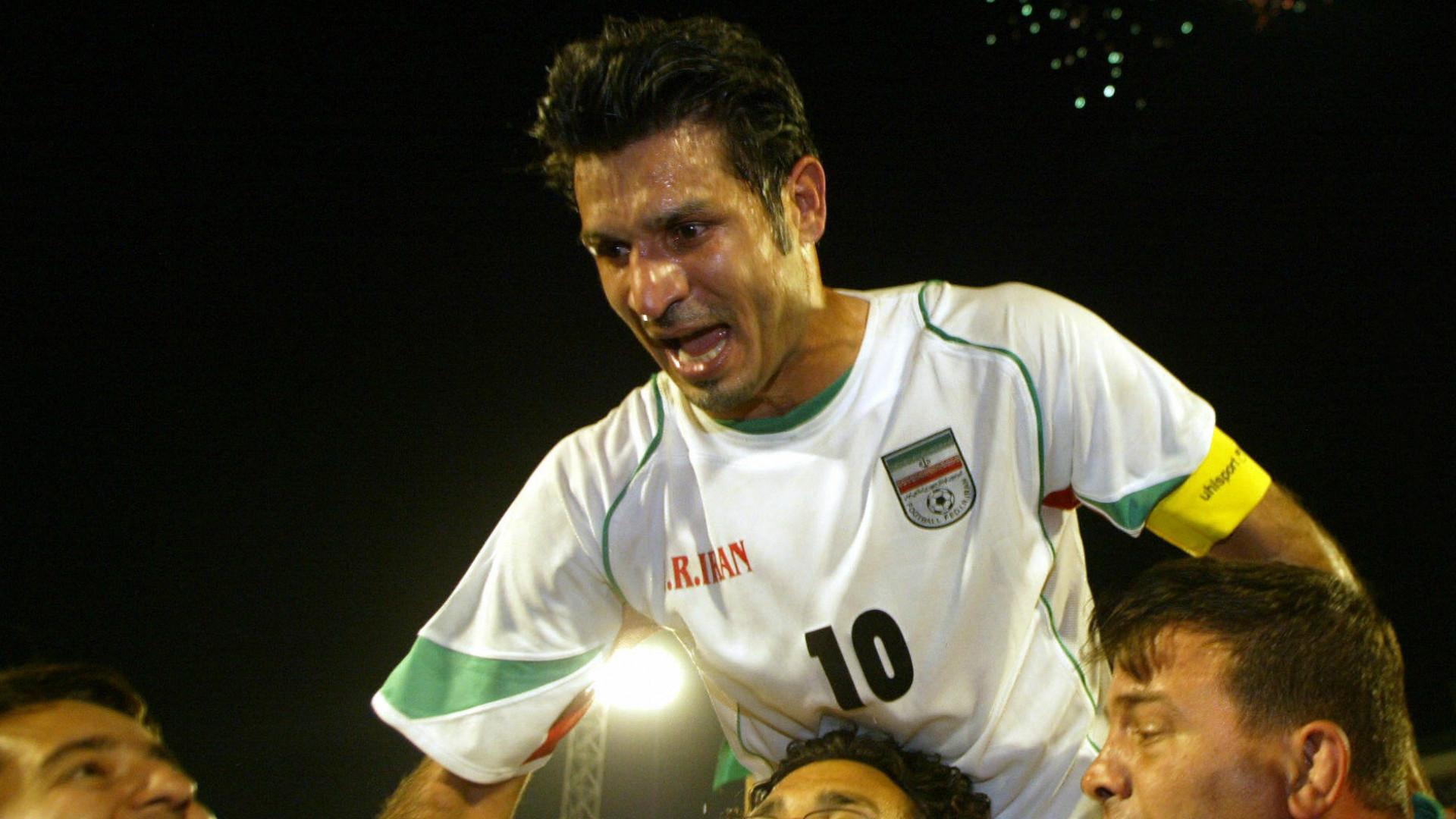 Ali Daei Iran