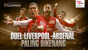 GFXID Cover Guinness Liverpool - Arsenal
