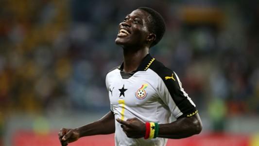 Ghana, Ibrahim Sulley
