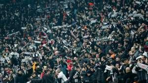 Besiktas fans 12022018