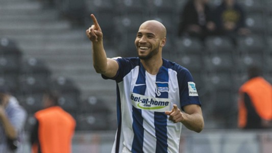 John Brooks Hertha Berlin