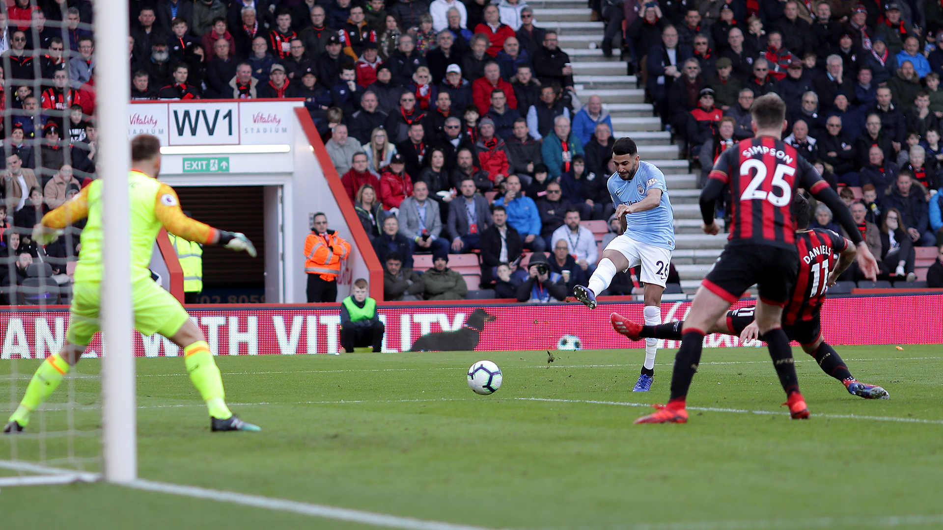Manchester City Bournemouth