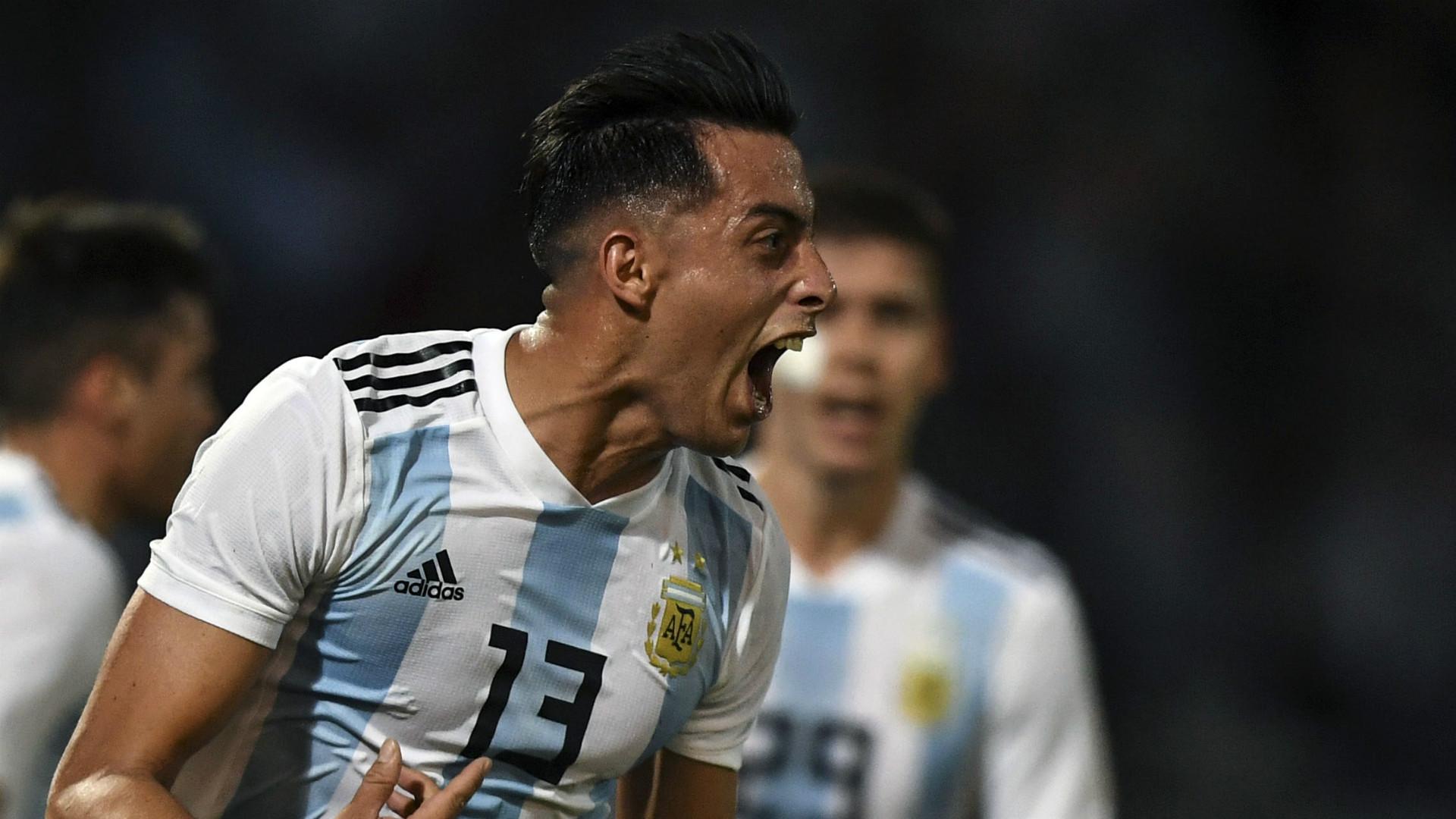 Funes Mori Argentina Mexico Amistoso Internacional Fecha FIFA 16112018