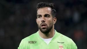 Kostas Lamprou, FC Utrecht - Willem II, Eredivisie 04012017