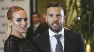 Jordi Alba Messi wedding