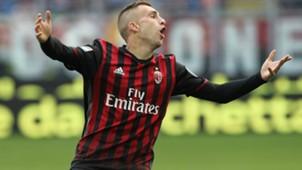 Deulofeu Milan Serie A
