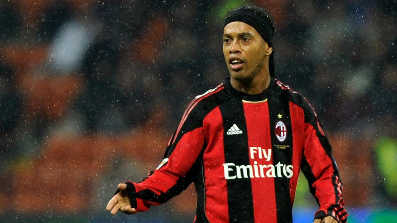 Ronaldinho Milan