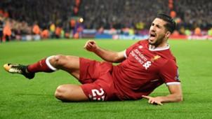 Emre Can FC Liverpool 01112017