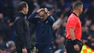 Maurizio Sarri Chelsea Europa League 2019