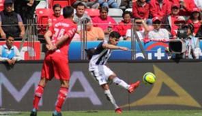 Toluca vs Rayados