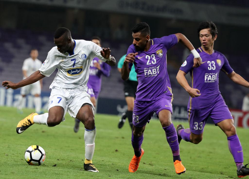 Al Ain v Esteghlal; AFC Champions League