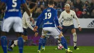 Kylian Mbappe Strasbourg PSG Ligue 1 05122018