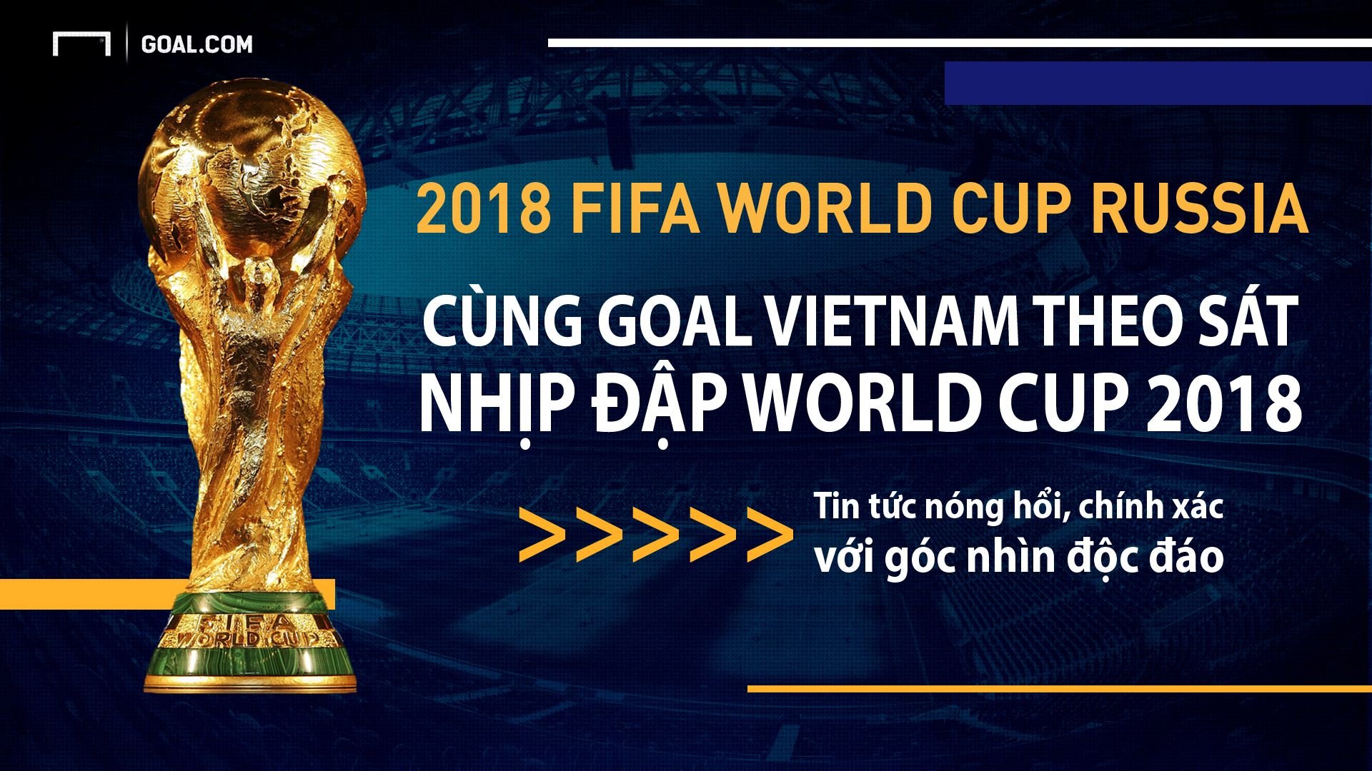 Cover Goal Vietnam World Cup 2018
