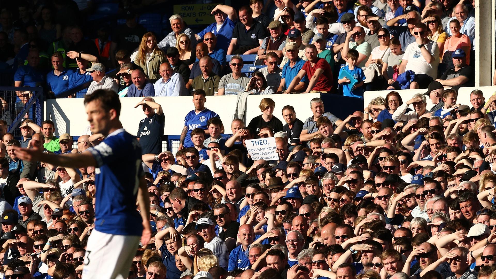 FC Everton Fans