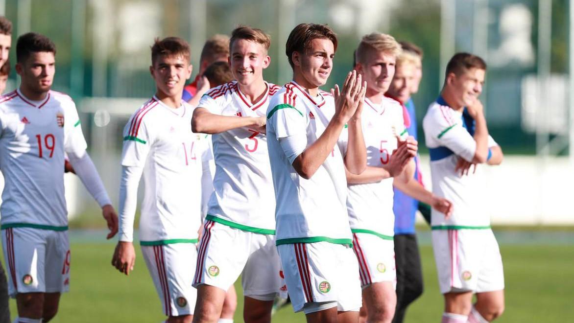 Magyar U17 válogatott