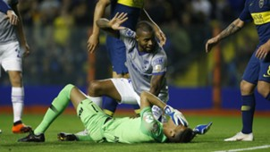 Andrada Dede Boca Cruzeiro Copa Libertadores Cuartos de final ida