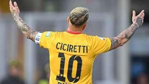 Amato Ciciretti Benevento Serie A