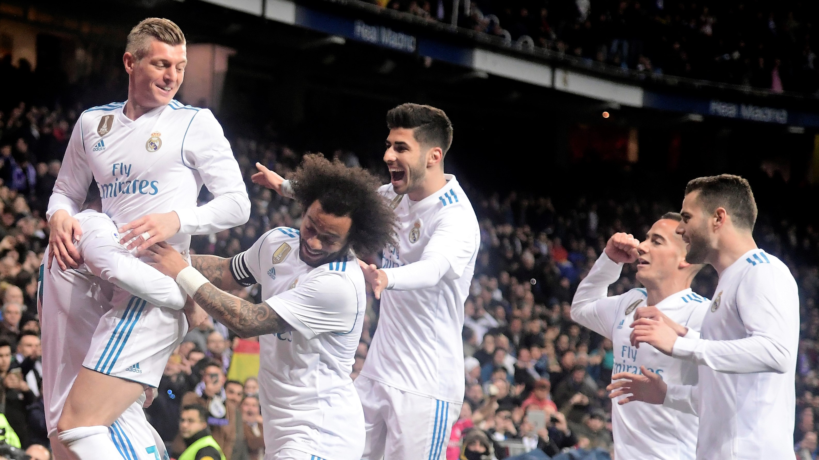 Real Madrid Girona LaLiga 18032018