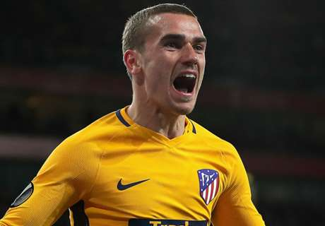 Griezmann rescues late draw at Arsenal