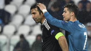Cristiano Ronaldo Juventus Real Madrid Champions League 2017-18