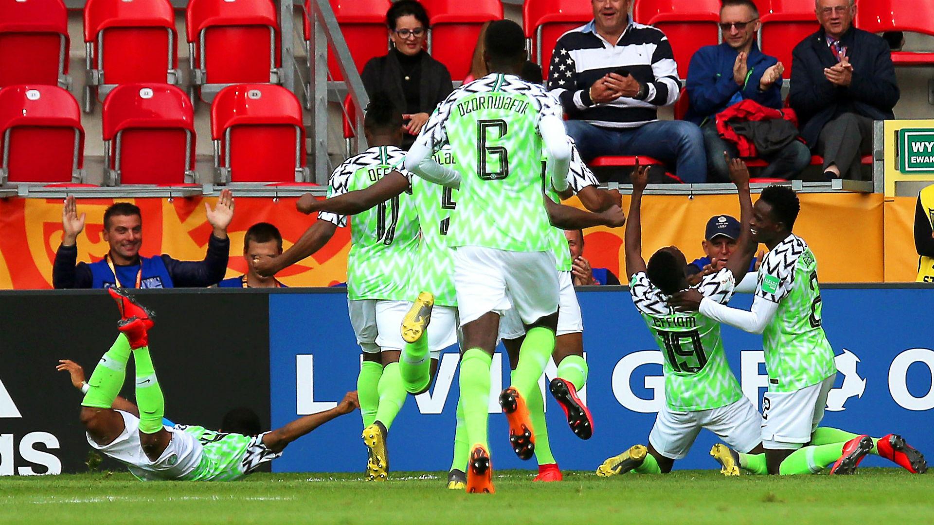 Image result for nigeria U20 qualify
