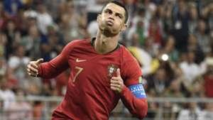Cristiano Ronaldo Portugal x Irã Copa do Mundo 25 06 18