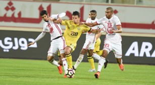 Sharjah vs Al Wasl AGL 18 2016-17