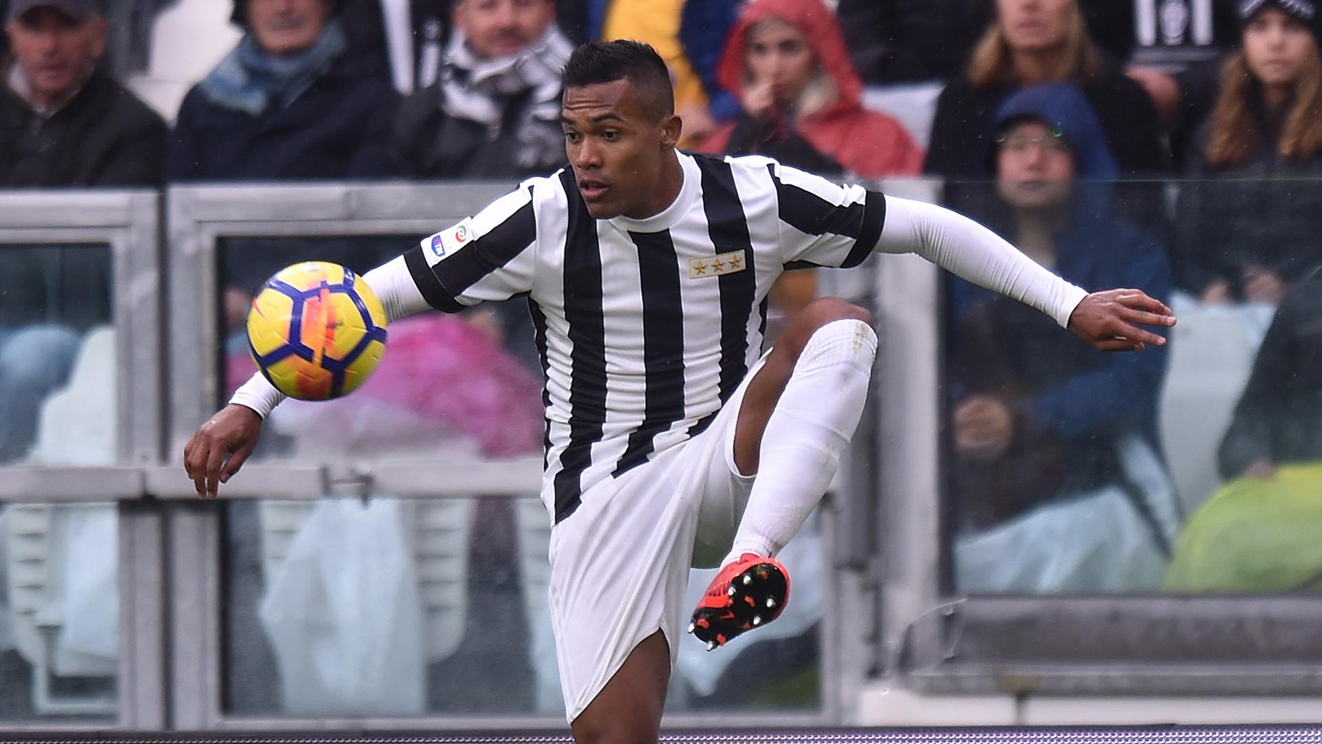 Alex Sandro Juventus 2017