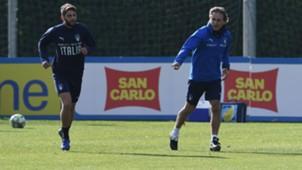 Domenico Berardi Roberto Mancini Italy