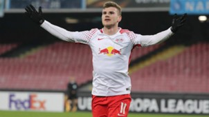 ONLY GERMANY Timo Werner Napoli RB Leipzig Europa League 15022018