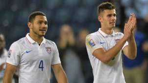 Cameron Carter Vickers Matt Miazga US U23